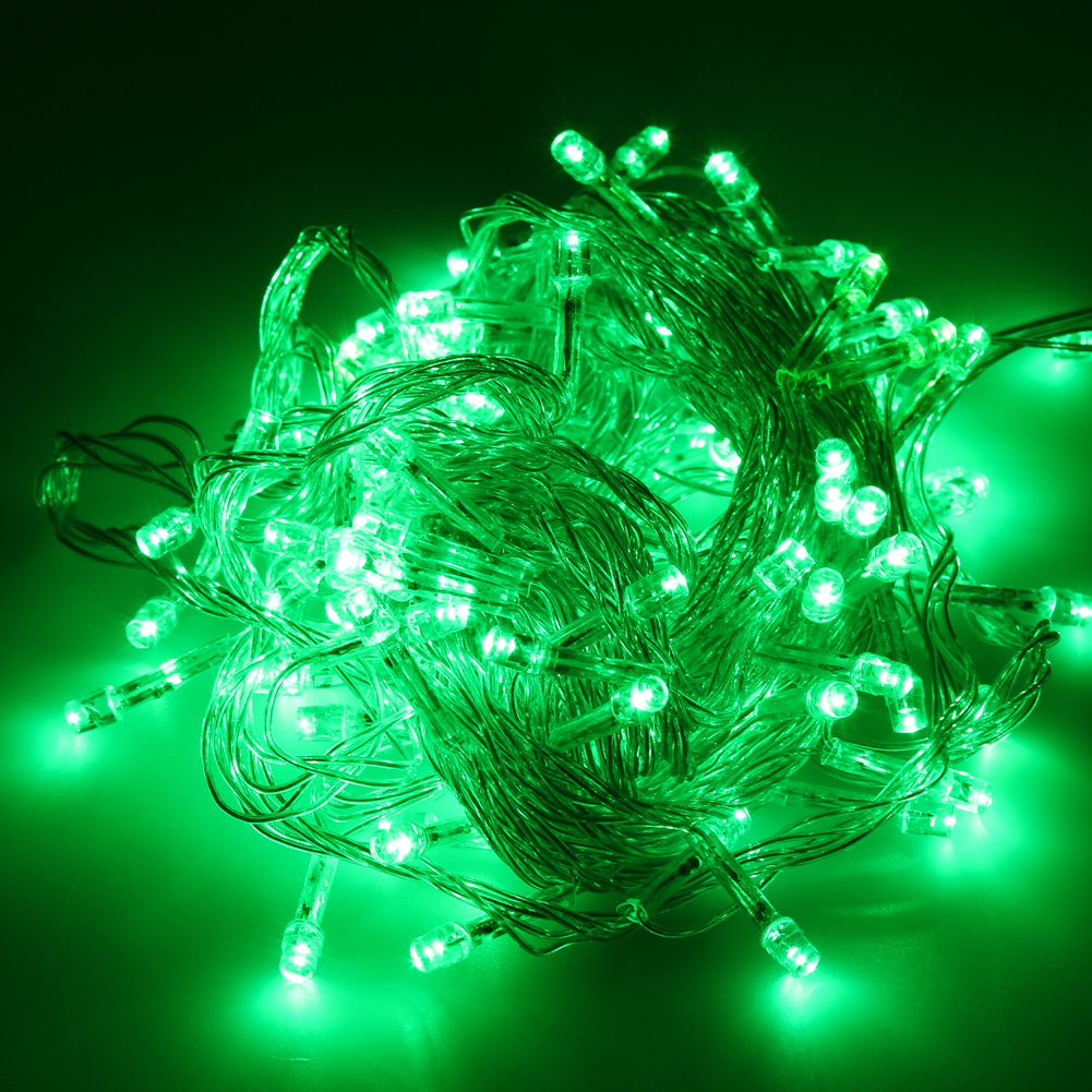 Led Fairy Light String Holiday Lights for Christmas Party (10M,100 LED)