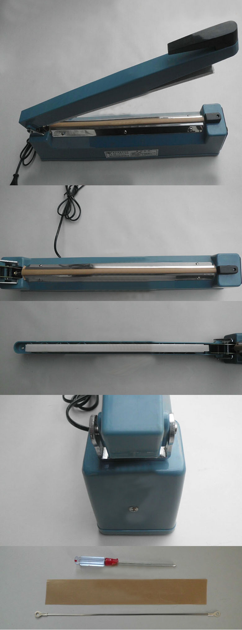 foil bag sealing machine