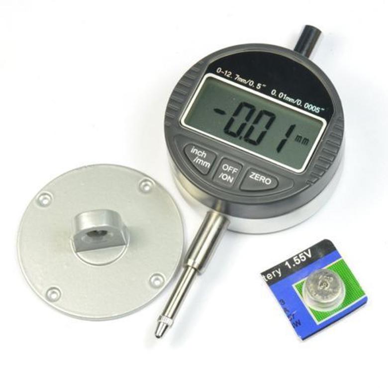 Digital Dial Indicator : Zero setting digital dial indicator quot range