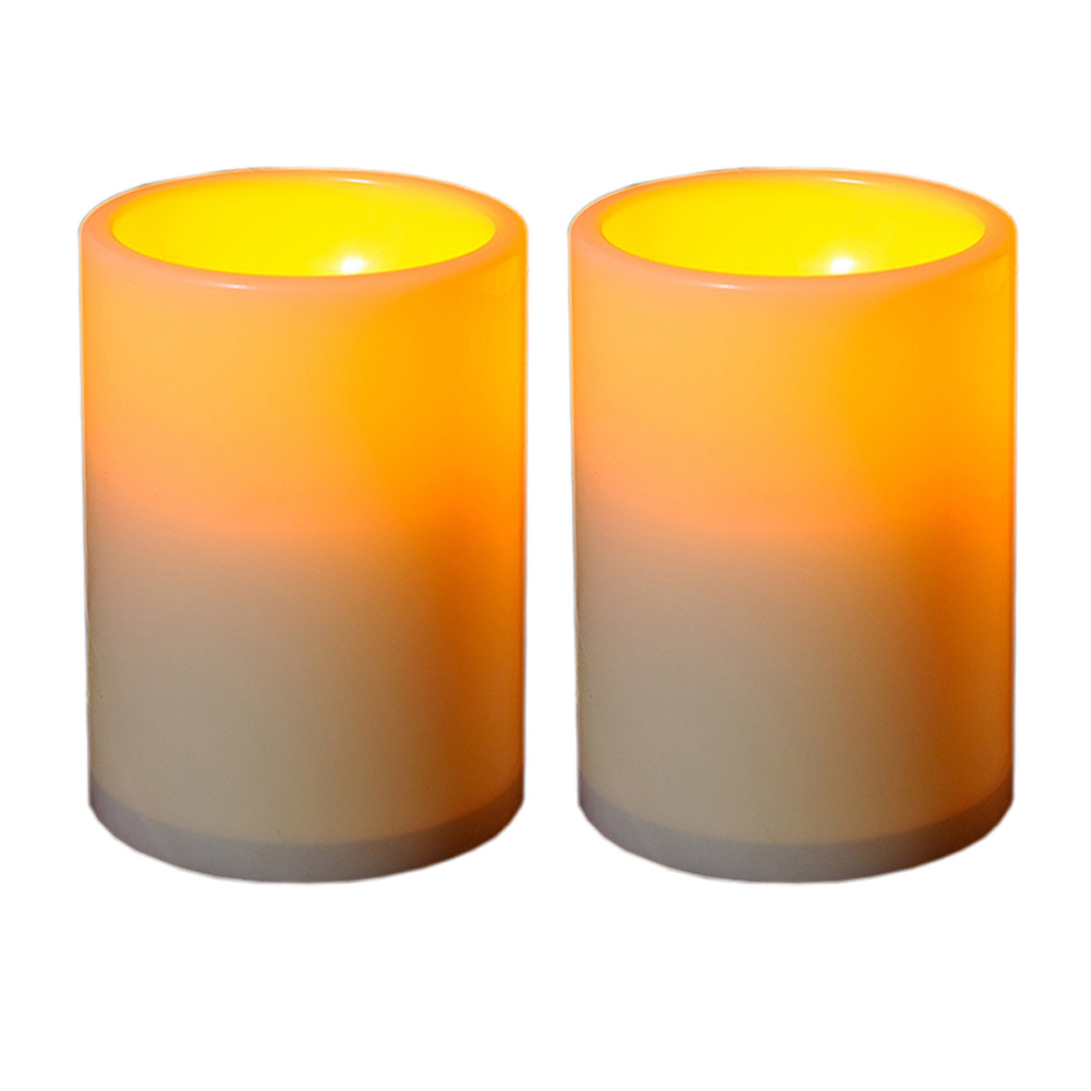 led flameless tealights battery operated flickering tea light candles. Black Bedroom Furniture Sets. Home Design Ideas