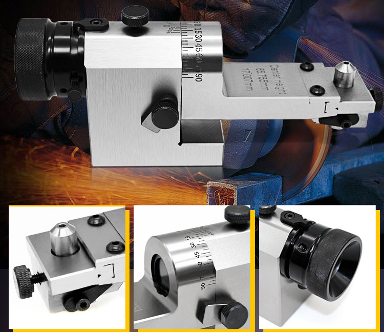 Diy Arc Horizontal Universal Tool Grinder Optical Radius