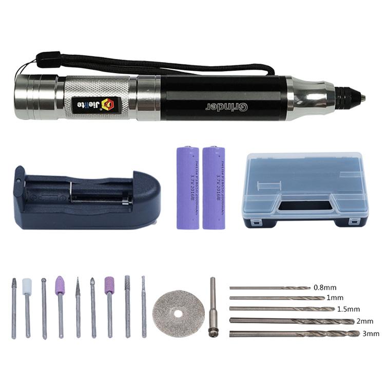 Multi-Function Mini Engraver Pen Diamond Point Tip Detail Engraving Polishing Wood Metal Glass
