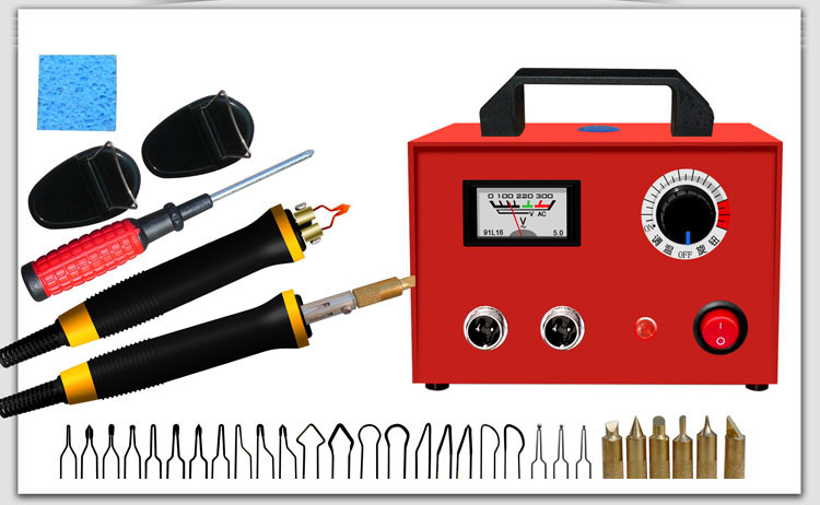 New 60W Multifunction Machine Gourd Wood Pyrography Crafts Tool 110V//220V