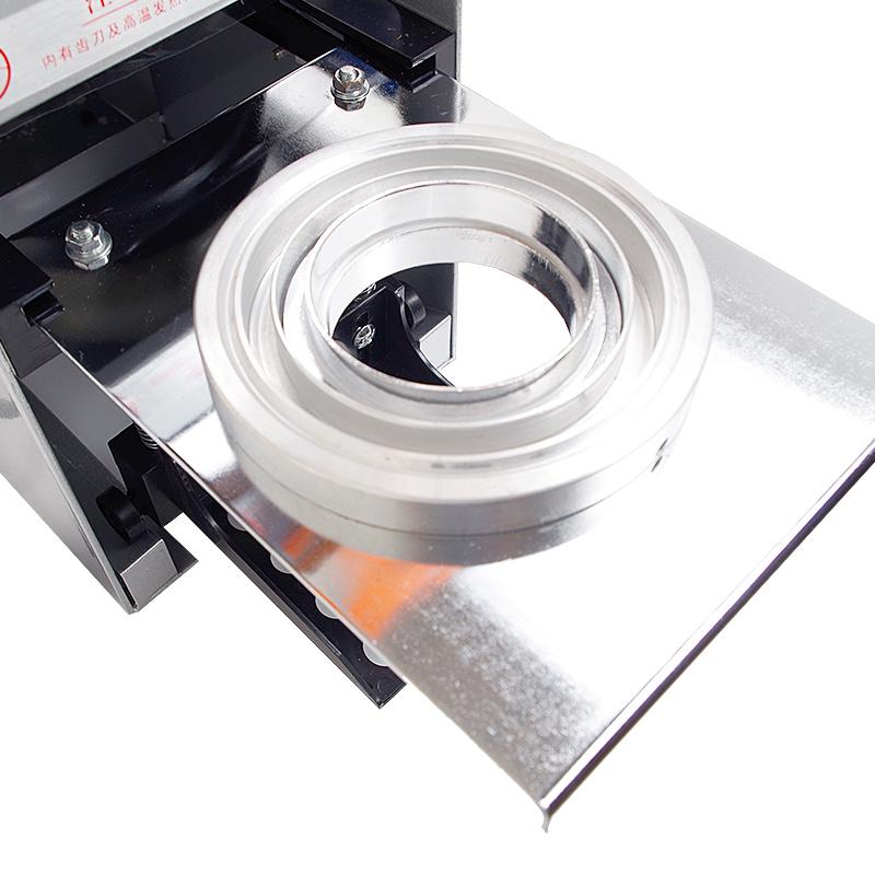 Brand 220V WY 680 Semi automatic Bubble Tea Cup Sealing machine Juice Cup Sealer