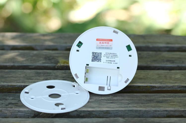 4 Pcs New Smoke Detectors Fire Alarm Tester Home Security